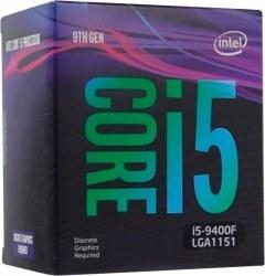 عکس پردازنده مرکزی اینتل سری Coffee Lake مدل Core i5-9400F Intel Core i5-9400F Coffee Lake 9th Gen Processor پردازنده-مرکزی-اینتل-سری-coffee-lake-مدل-core-i5-9400f