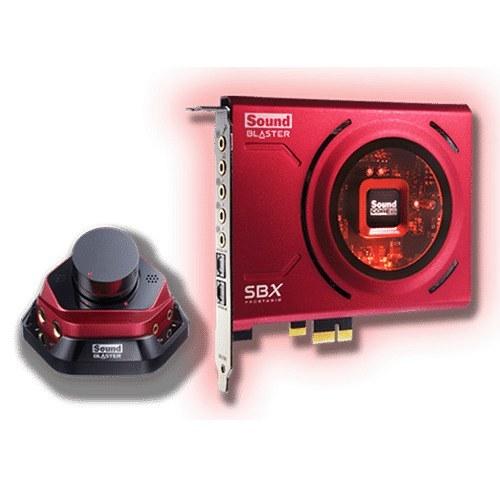 تصویر کارت صدا کریتیو مدل Sound Blaster Zx ا Creative Sound Blaster ZX PCI Express Sound Card 5.1 Channel Creative Sound Blaster ZX PCI Express Sound Card 5.1 Channel