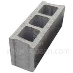 تصویر بلوک سنگین سه جداره آپتوس ایران ابعاد (20*20*40)