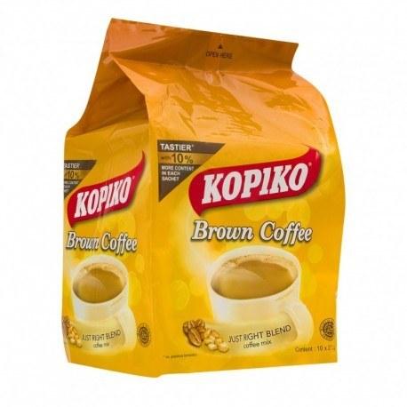 تصویر کافی میکس کوپیکو مدل Brown Coffee برون کافی 275 گرم KOPIKO