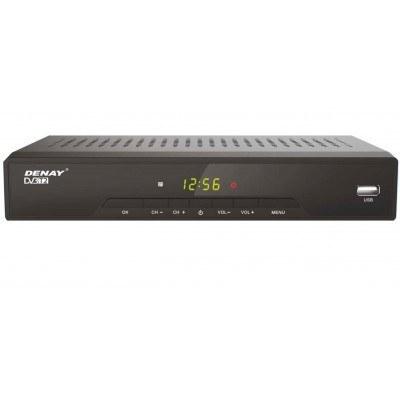 تصویر گیرنده دیجیتال دنای مدل STB962T2 ا DENAY DVB-T2 STB962T2 DENAY DVB-T2 STB962T2
