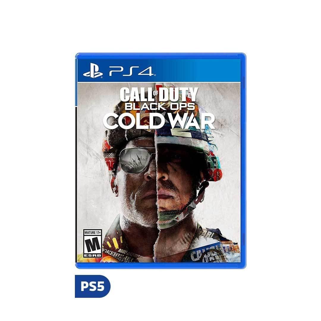 تصویر Call of Duty Black Ops Cold War - PS4