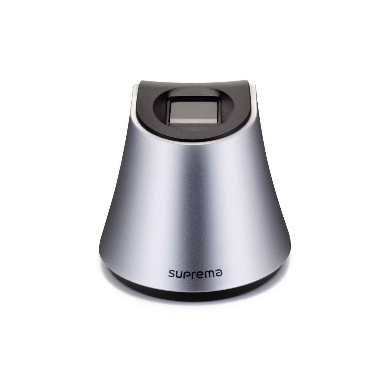تصویر دستگاه اسکنر اثر انگشت سوپریما مدل BioMini 410 Suprema BioMini 410 Fingerprint Scanner