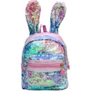کوله پشتی دخترانه طرح خرگوش مدل SA_479  