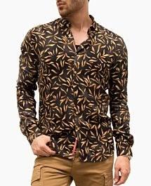 پیراهن هاوایی مردانه Guaress کد 6288 |