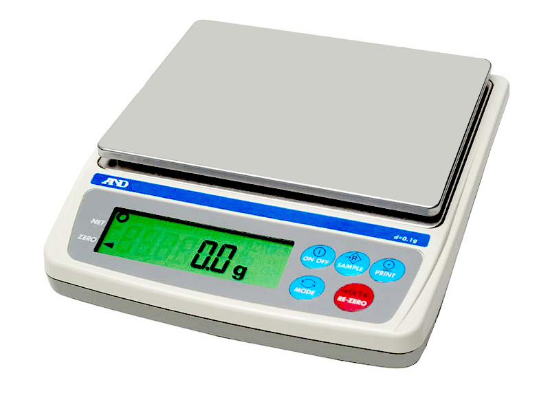 تصویر ترازوی آزمایشگاهی AND مدل EK2000I Laboratory Scale Model EK2000I