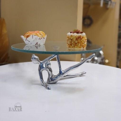 تصویر شیرینی خوری دکوری طرح آدمک