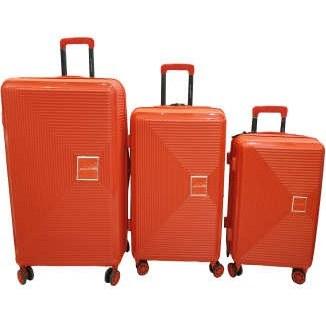 مجموعه 3 عددی چمدان پارتنر کد B004