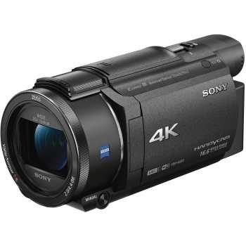 عکس دوربین فیلم برداری سونی مدل FDR-AX53 Sony FDR-AX53 Camcorder دوربین-فیلم-برداری-سونی-مدل-fdr-ax53