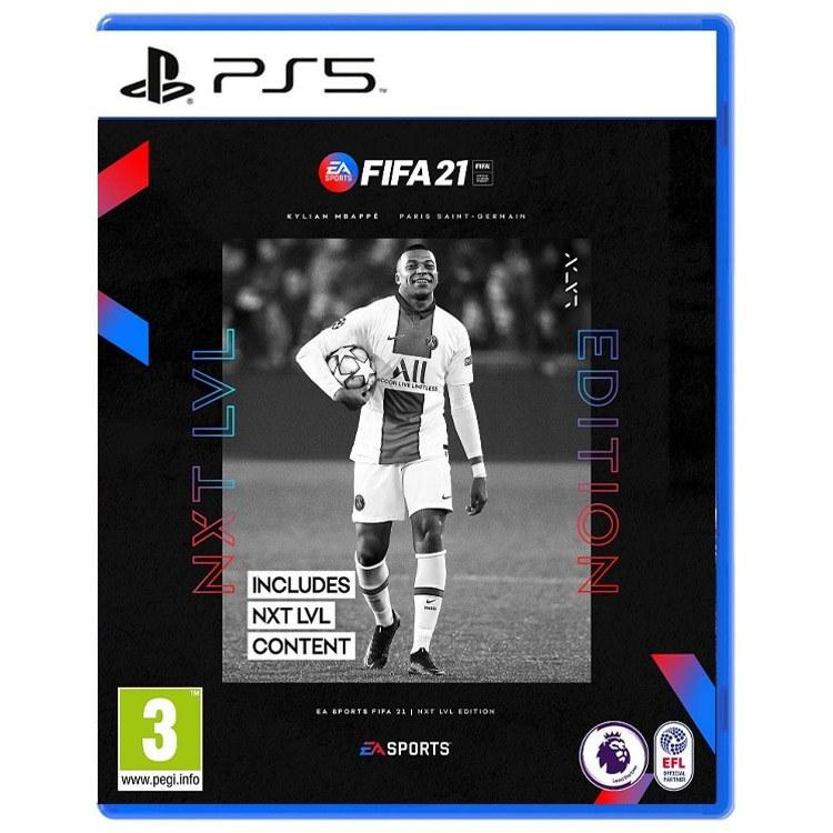 دیسک بازی فیفا FIFA 21 PS5