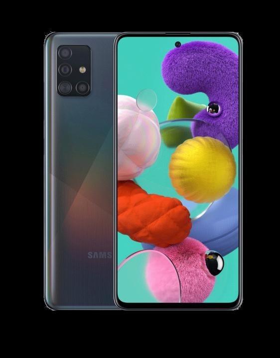 img گوشی سامسونگ گلکسی A51   ظرفیت 128 گیگابایت Samsung Galaxy A51   128GB