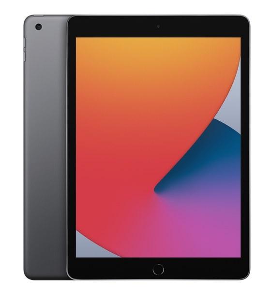 تصویر تبلت اپل آیپد8 مدل iPad 8 10.2 inch 2020 WiFi ظرفیت 32 گیگابایت Apple iPad 10.2 inch 8th Gen 220 Wi-Fi 32GB Tablet