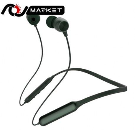 تصویر هدفون بیسیم بلوتوث ریمکس مدل Remax RB-S17 مشکی Remax RB-S17 ٌٌWireless Bluetooth Headphone