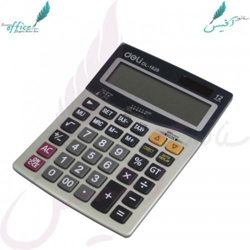 ماشین حساب رومیزی دلی مدل 1629