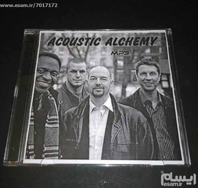 مجموعه آلبومهای گروه Acoustic Alchemy |