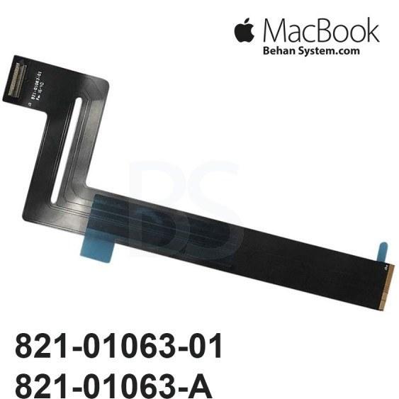 """تصویر کابل تاچ پد مک بوک پرو A1706 رتینا 13 اینچی تاچ بار سال 2016 و 2017 Trackpad Flex Cable Apple MacBook Pro Retina 13"""" A1706"""