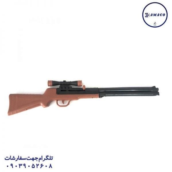 تصویر تفنگ ۲ لول شکاری