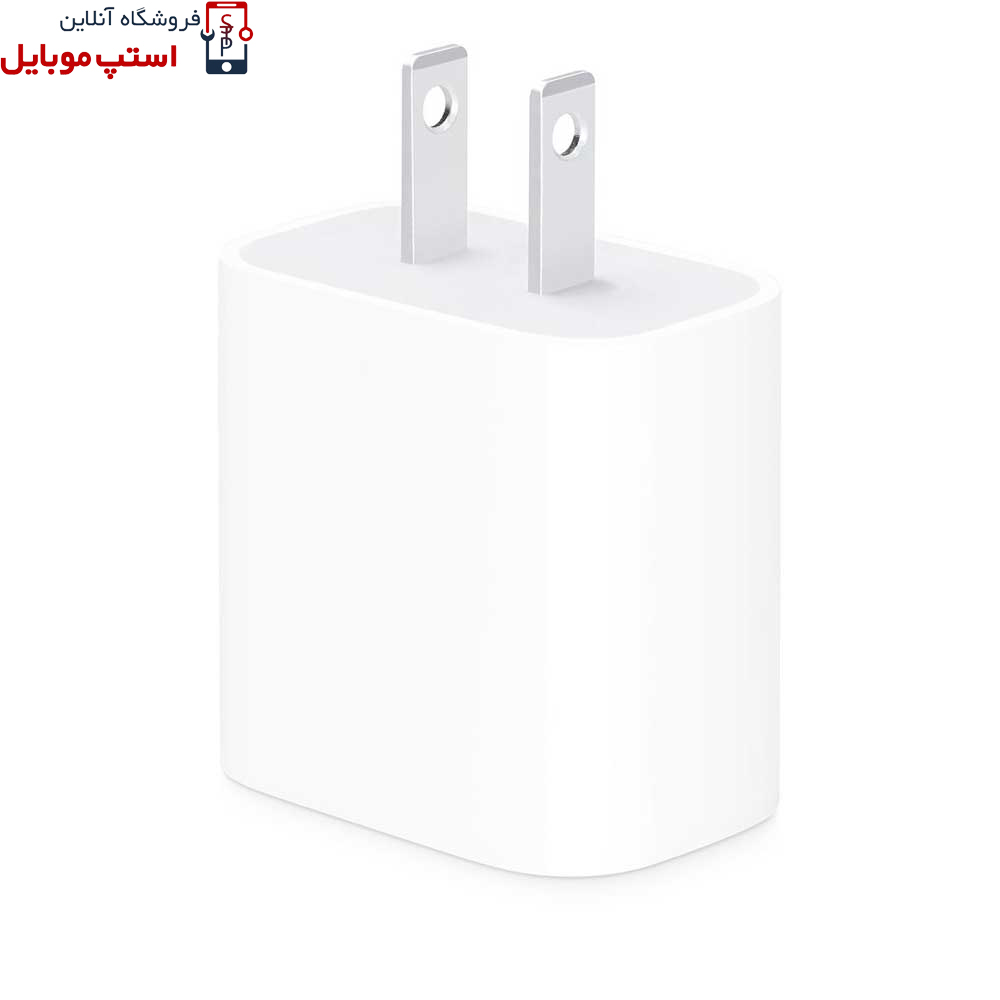 image کلگی شارژر آیفون SE 2020 اورجینال 18 وات  / CHARGER FOR iPhone SE 2020