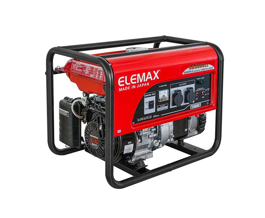 تصویر موتور برق بنزینی هوندا المکس SH3900
