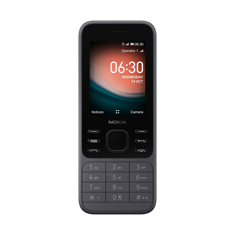 تصویر گوشی نوکیا 6300 4G | حافظه 4 گیگابایت رم 512 مگابایت Nokia 6300 4G 4GB/512MB