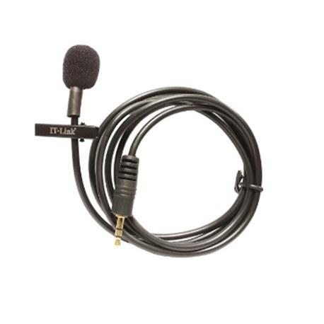 main images میکروفون آی تی لینک مدل AM-6171 یقه ای It-link AM-6171 Lavalier Microphone