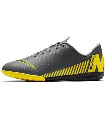کفش فوتسال سایز کوچک نایک مرکوریال ویپور Nike JR VAPOR 12 ACADEMY GS IC AJ3101-070