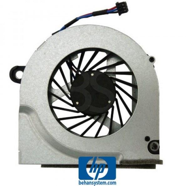 تصویر فن پردازنده لپ تاپ HP مدل Probook 4325s / 4326s سه سیم / DC5V