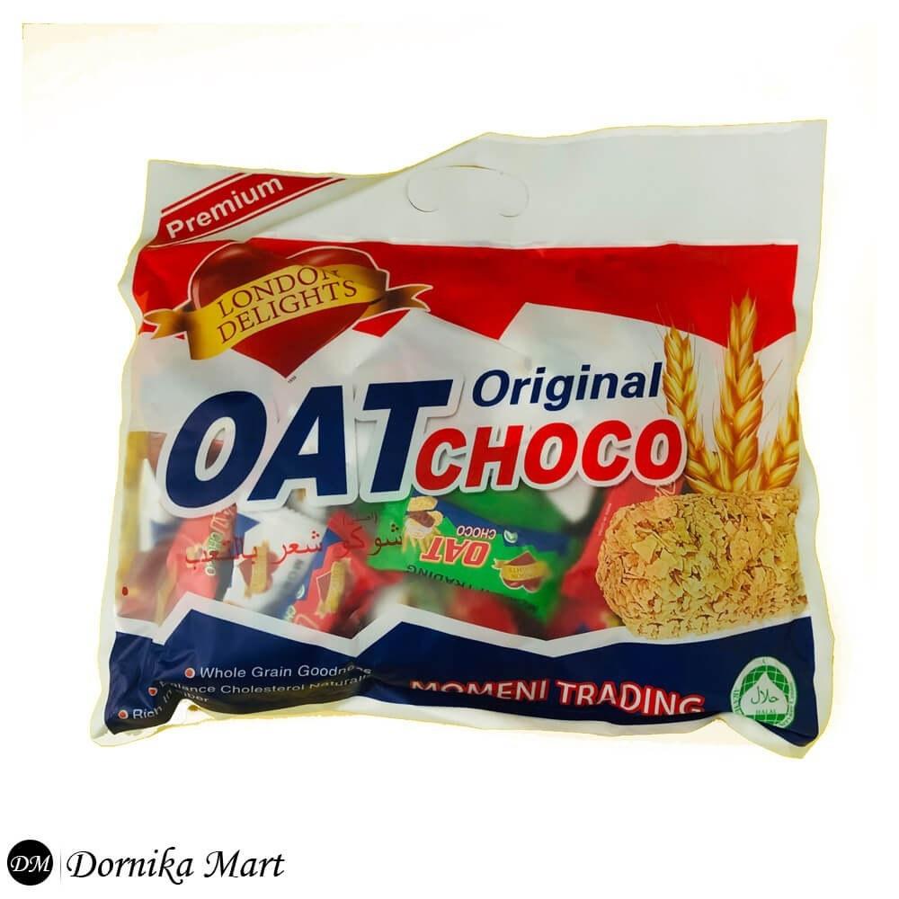 تصویر شکلات غلات رژیمی اوت چوکو oat choco