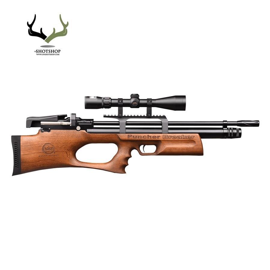 تصویر تفنگ بادیPCPکرال پانچر بریکر PCP air rifle crawl puncture breaker