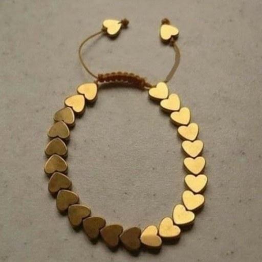 دستبند حدید قلب