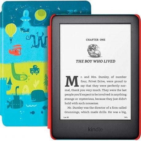 تصویر کتاب خوان آمازون کیندل نسل دهم Kids Edition - ظرفیت 8 گیگابایت