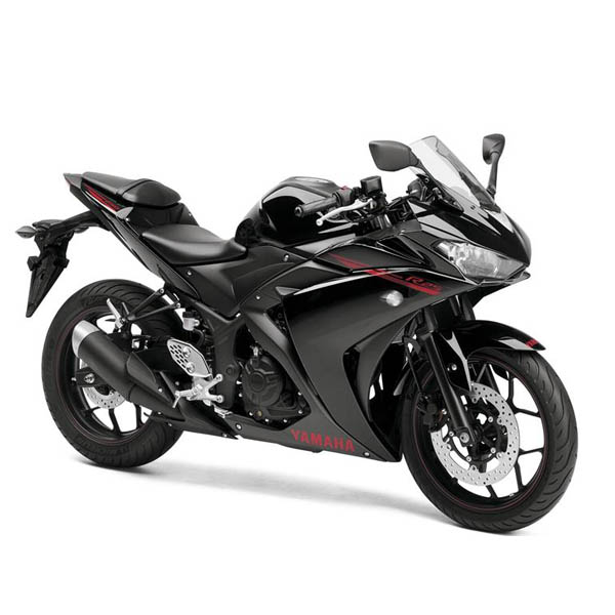 تصویر موتور سیکلت یاماها R25