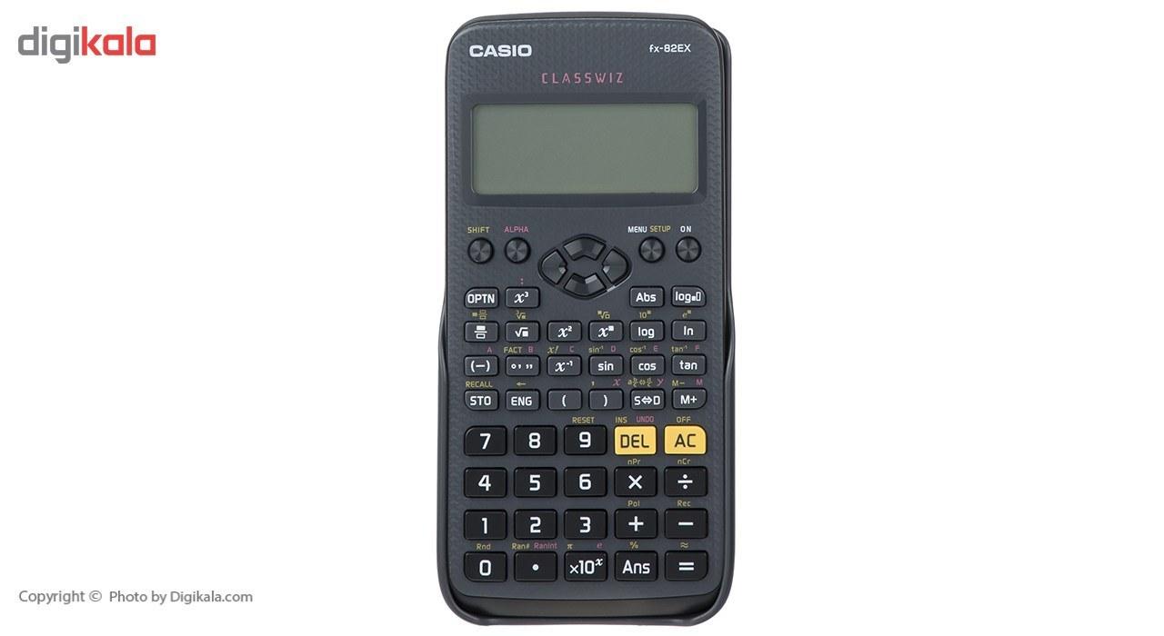 تصویر ماشین حساب مدل Fx-82EX کاسیو Casio Fx-82EX Calculator