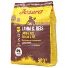 غذای خشک سگ بالغ کلیه نژاد ها حاوی گوشت بره و برنج  جوسرا-900گرم |