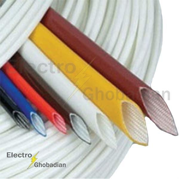 تصویر وارنیش نسوز معمولی سایز 18 Wire and cable accessories