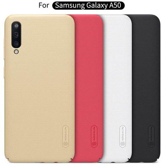قاب نیلکین مدل فراستد شیلد سامسونگ Super Frosted Shield Nillkin Case | Galaxy A50 |