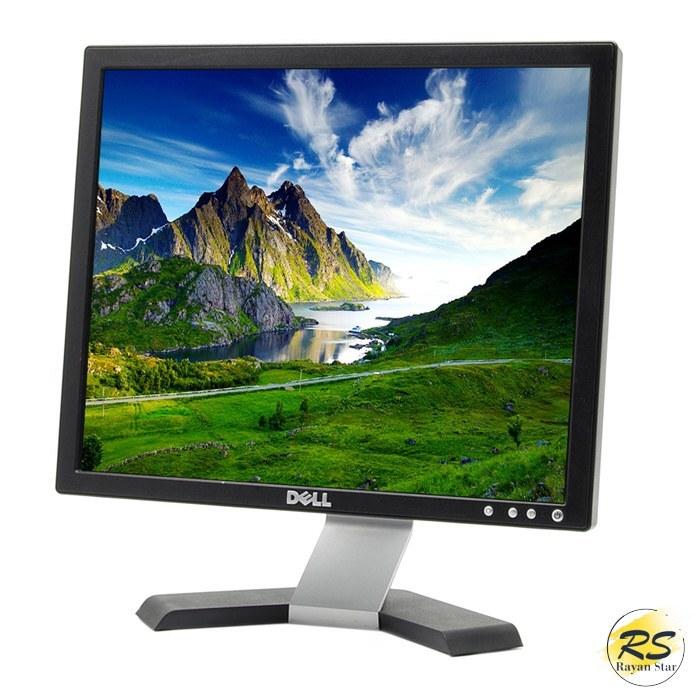 تصویر مانیتور 17 اینچ دل Dell E177FP Dell E177FP 17-inch LCD Montior