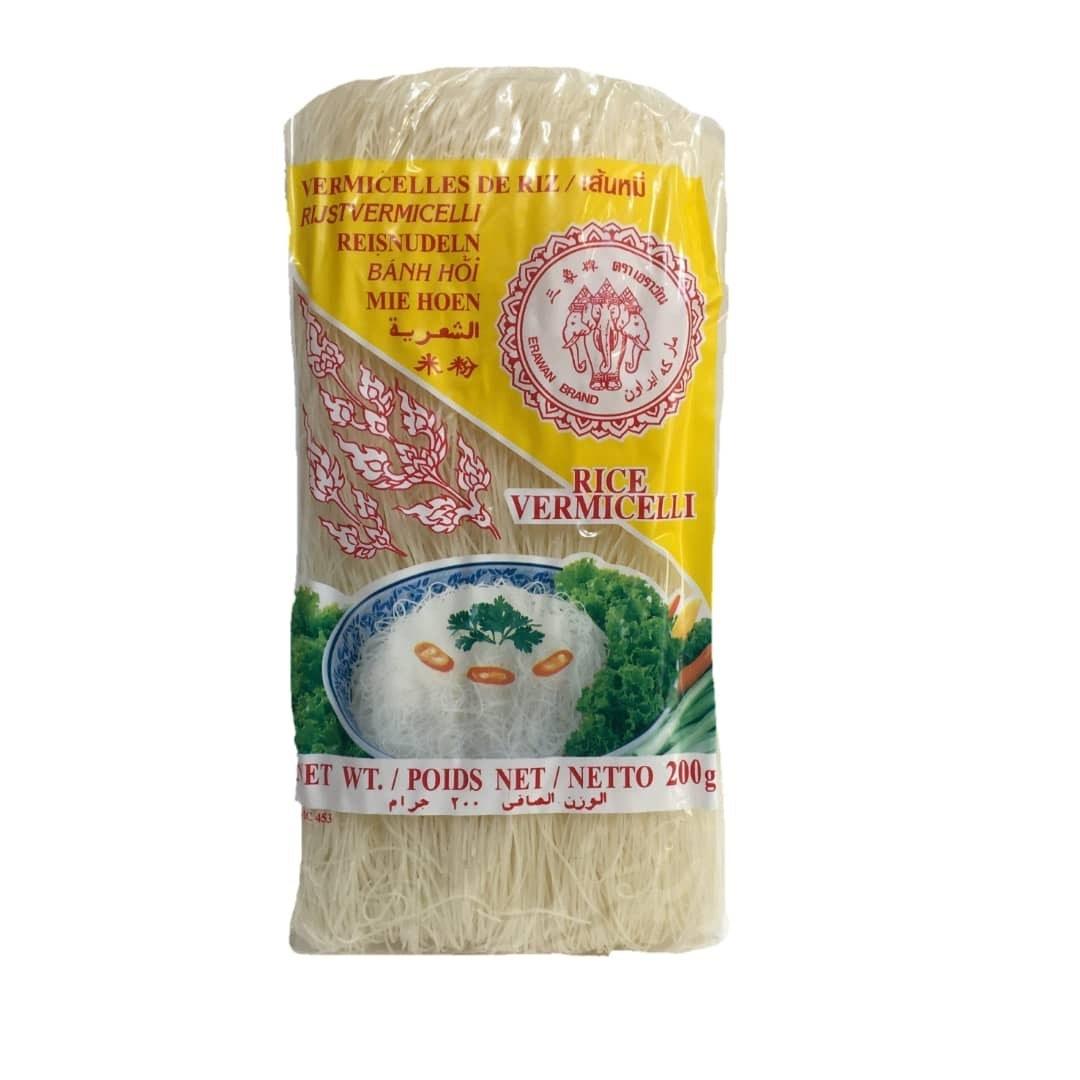 تصویر رشته سفید فالوده Rice Vermicelli