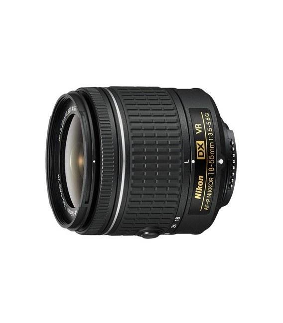 Nikon AF-P DX 18-55mm f/3.5-5.6G VR Lens | لنز نیکون مدل AF-P DX 18-55mm f/3.5-5.6G VR