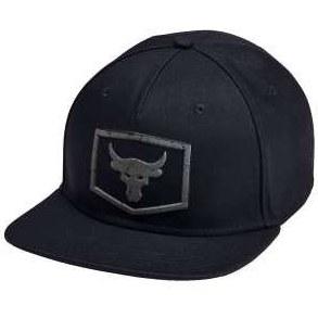 کلاه کپ مردانه آندر آمور مدل Project Rock Strength Flat Brim