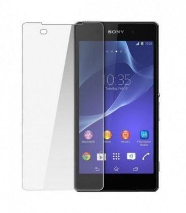 تصویر محافظ صفحه نمایش گلس سونی Sony Xperia Z2