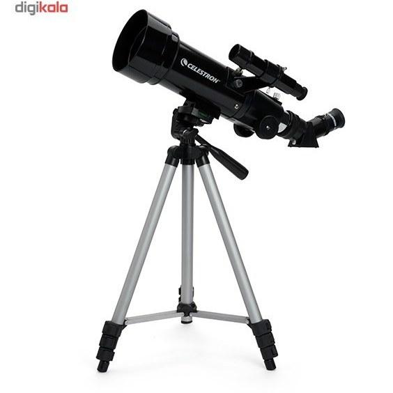 img تلسکوپ سلسترون مدل Travel Scope 70mm Celestron Travel Scope 70mm Telescope