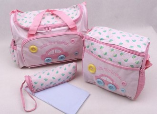 کیف مخصوص نوزاد (4 تکه) 110132