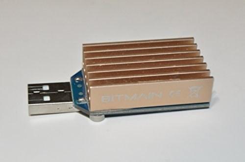 دستگاه استخراج کننده ارز دیجیتالی بیت کوئین مدل U2 USB BTC محصول AmntMiner.
