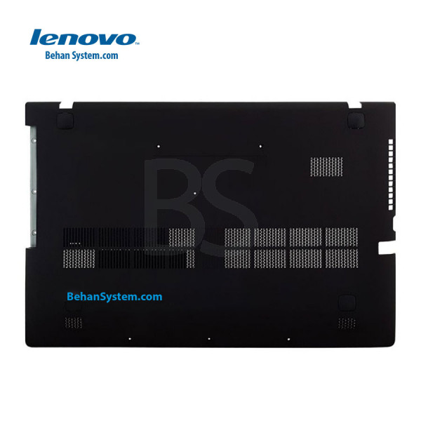 تصویر قاب کف لپ تاپ Lenovo IdeaPad Z510
