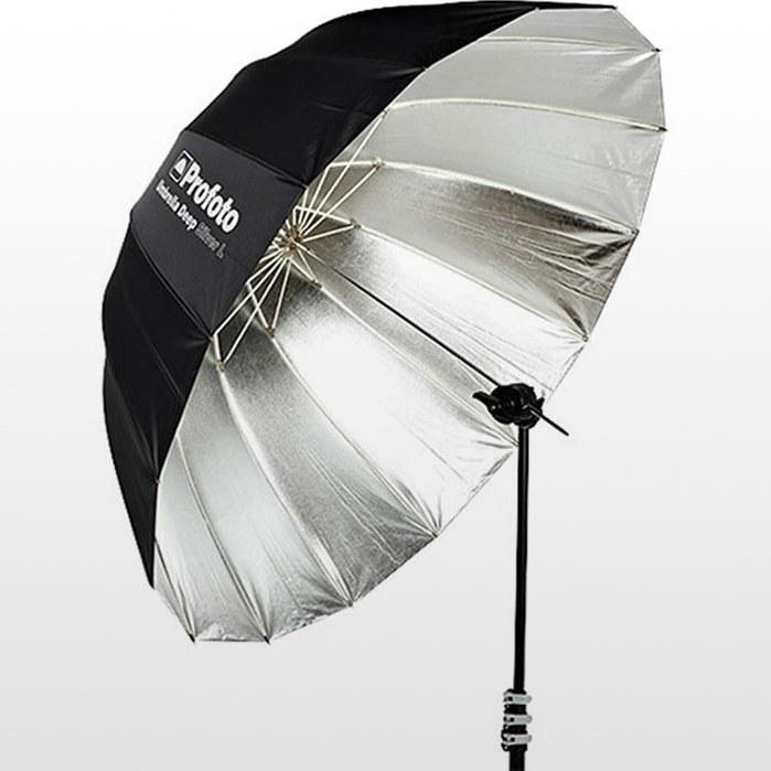 چتر دیفیوزر پروفوتو Profoto Deep Silver Umbrella XL