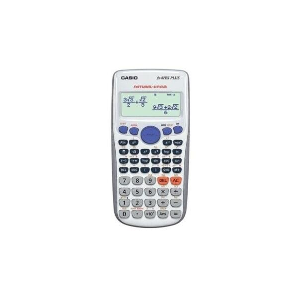 تصویر ماشین حساب  FX-82ES Plus کاسیو Casio_FX-82ES_Plus_Calculator