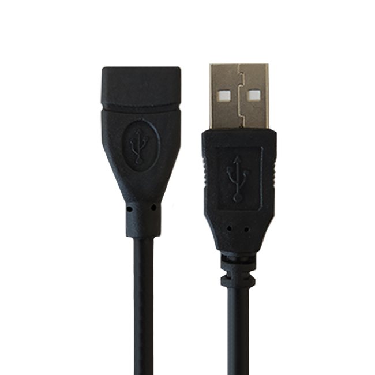 تصویر کابل افزایش طول USB پی-نت مدل 001 طول 1.5 متر