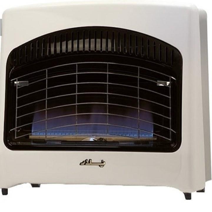 تصویر بخاری گازی پلار مدل KN-30 Polar KN-30 Gas Heater