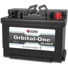 تصویر باتری 55 آمپر اوربیتال وان سپاهان
